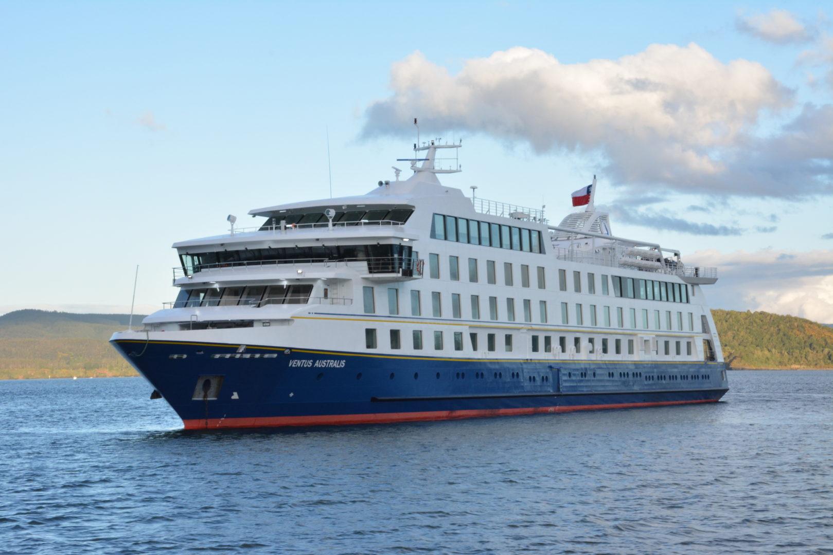 Crucero Ventus Australis