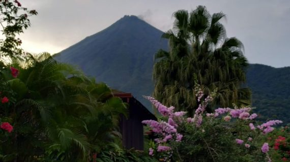 Volcán Arenal - Costa Rica