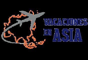 Vacaciones en Asia logo