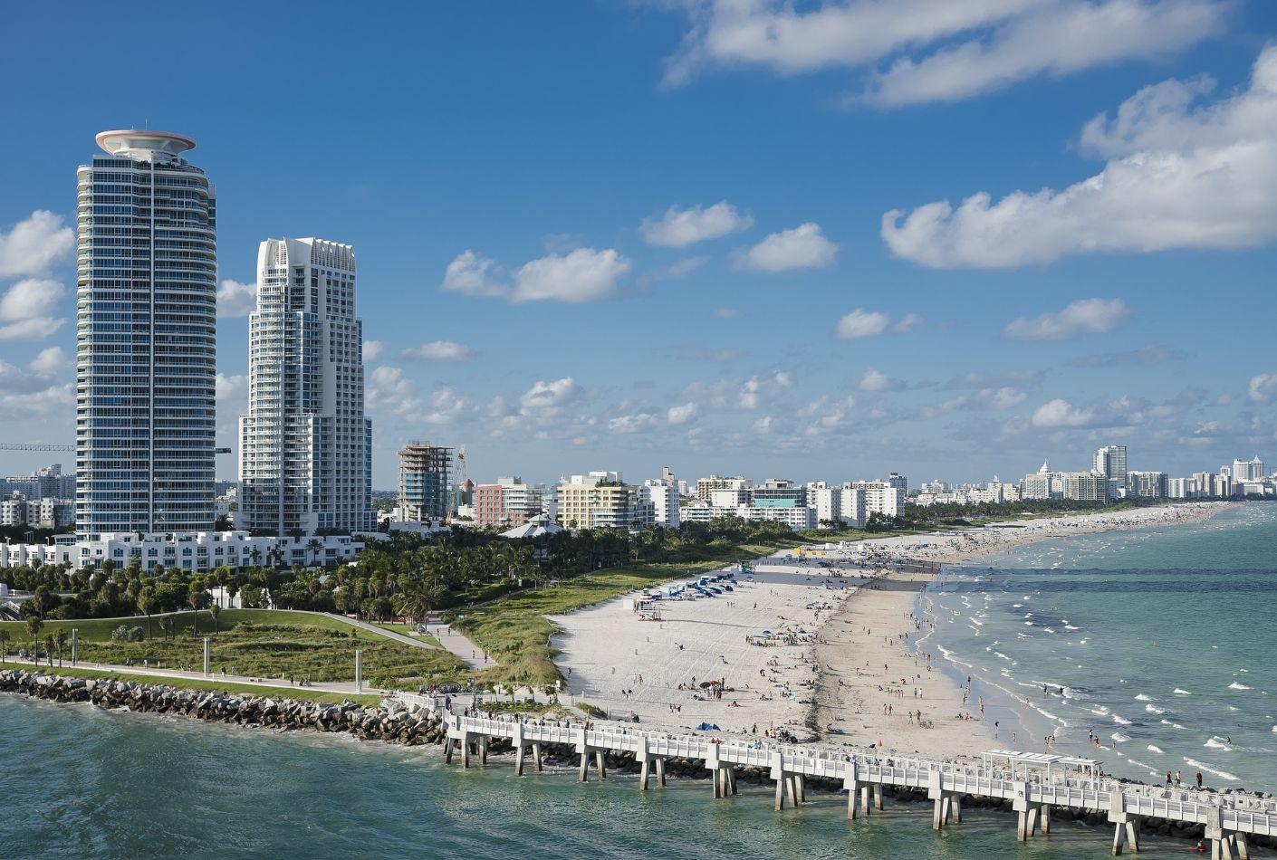 Playa de Miami. Oferta viaje a Miami.