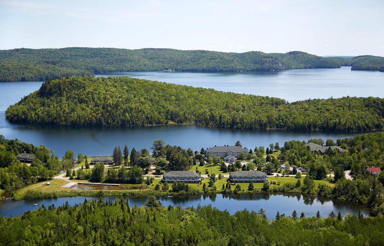 Resort en La Mauricie