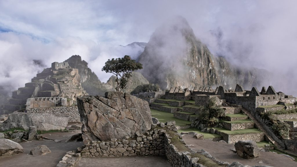 Lo más destacado de Machu Picchu