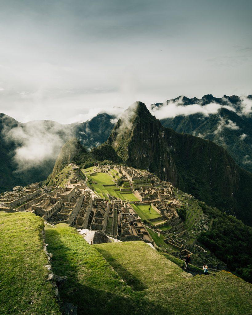 Encuentra el camino a Machu Picchu