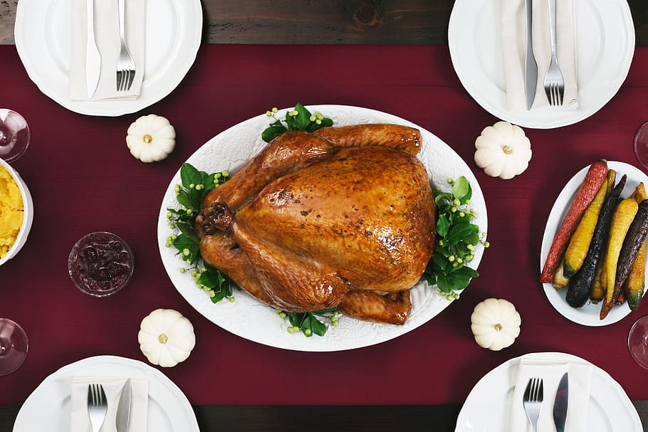 Día de Acción de Gracias en la era moderna