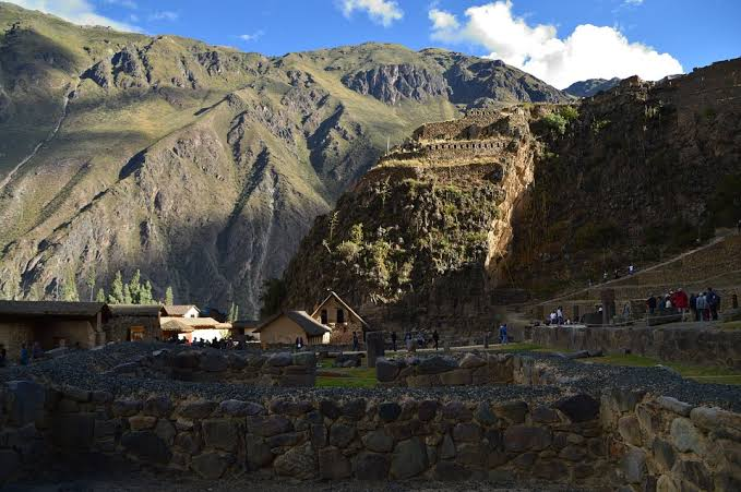 Paisaje Peru Inca