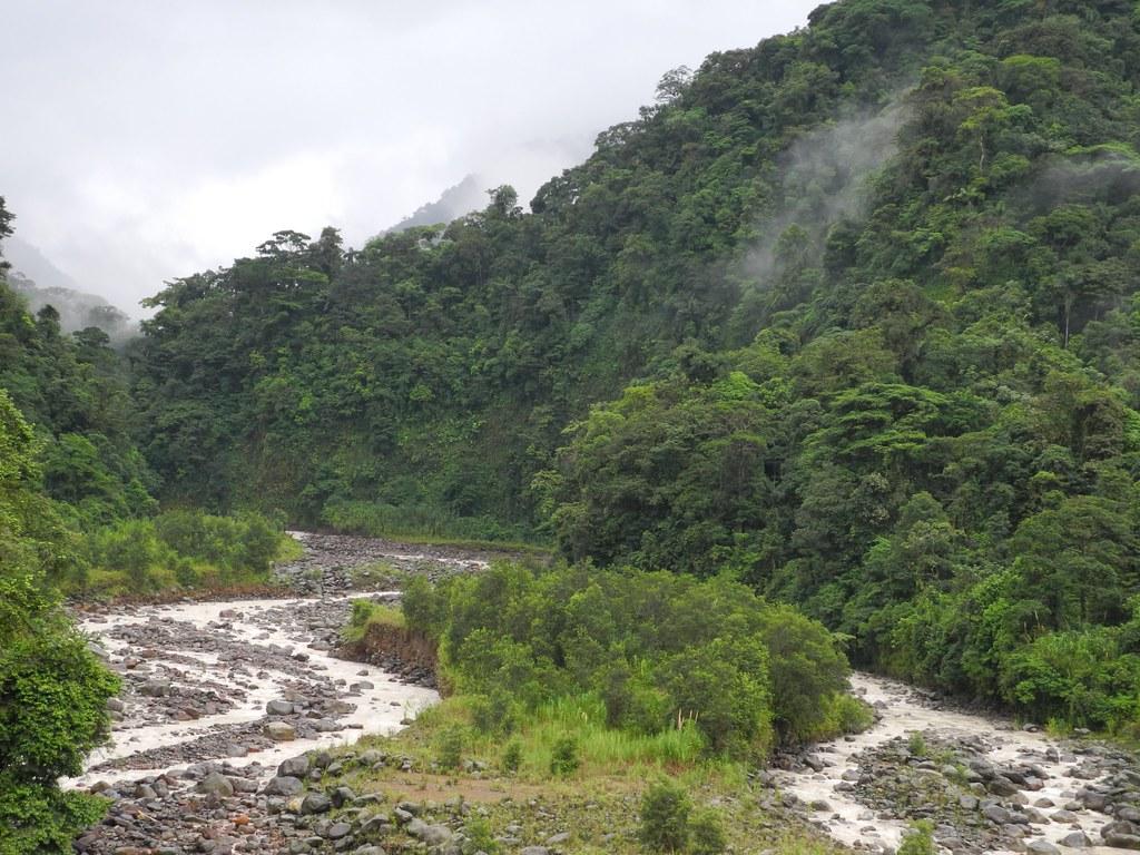 Parque Nacional Braulio Carrillo, Río Sucio