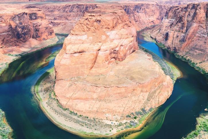 El Gran Cañón crea su propio clima