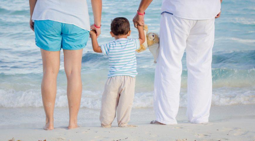 Consejos para viajar en familia