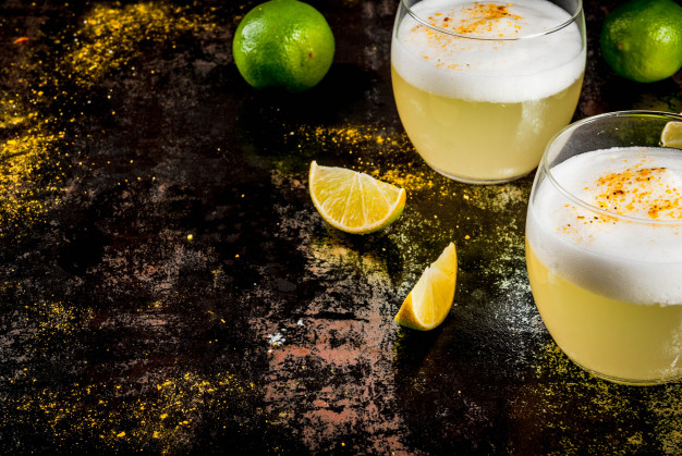 Pisco Sour Perú