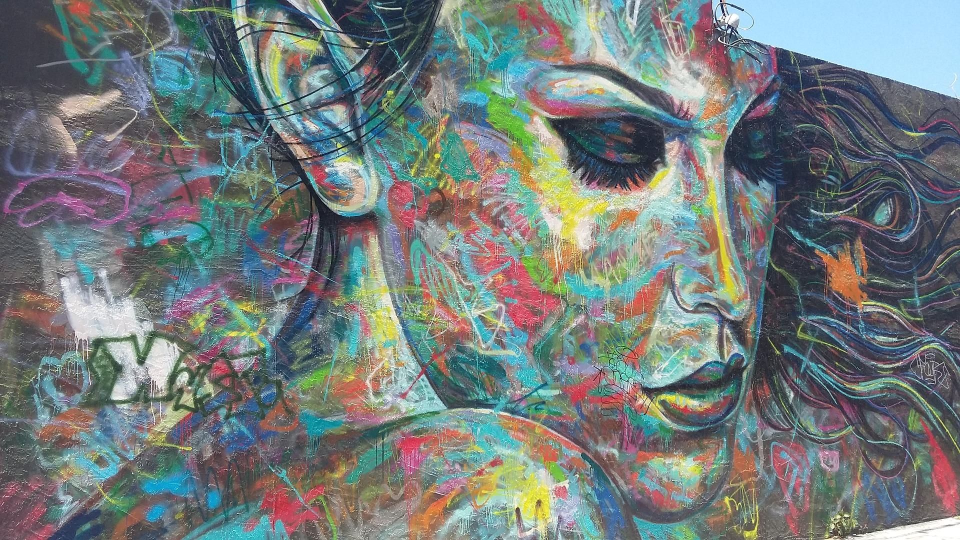 Arte callejero: los muros de Wynwood