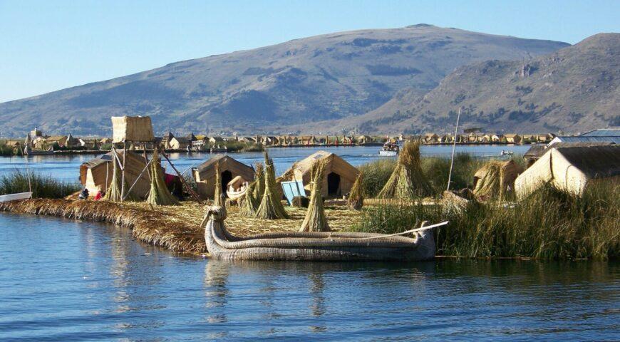 Explorando las diferentes tradiciones en las islas del lago Titicaca