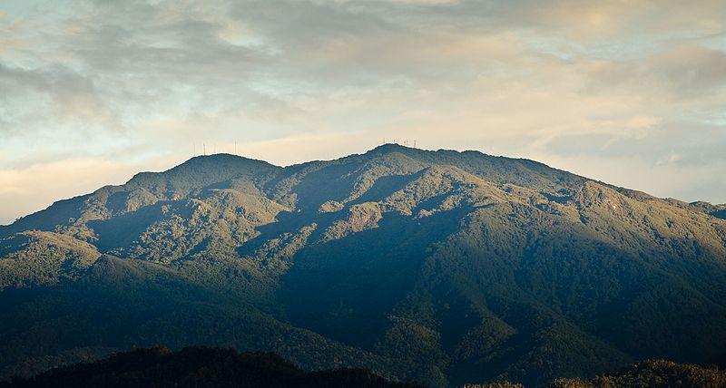 El Cerro de la Muerte